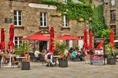 Bretagne, the picturesque city of Guérande Loire Atlantique Stock Photography