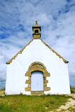 Breton church Royalty Free Stock Photo