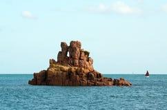 Breton Coast royalty free stock photo