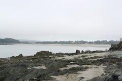 Breton coast Stock Photo