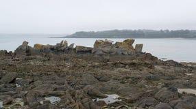 Breton coast Royalty Free Stock Photography