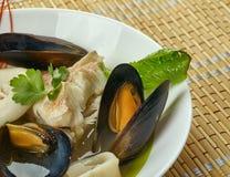 Breton fiskragu Royaltyfria Foton