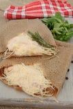 Breton galette Royaltyfria Foton