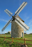 Breton Windmill Stock Photos