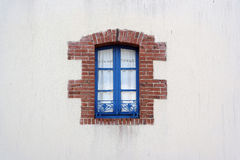 Breton window Royalty Free Stock Images