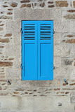 Breton window Royalty Free Stock Image
