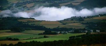 Bretonische Landschaft Lizenzfreie Stockbilder