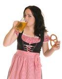 bretsel пива Стоковая Фотография