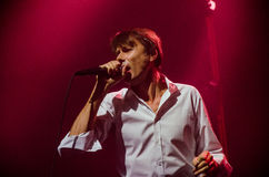 Brett Anderson (Suede) Royalty Free Stock Photography