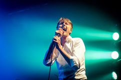 Brett Anderson (Suede) Royalty Free Stock Images