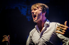 Brett Anderson (Suede) Stock Photography