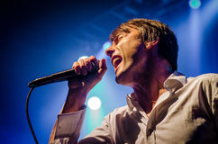 Brett Anderson (Suede) Stock Images
