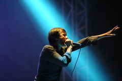 Brett Anderson (Suede) Stock Photos