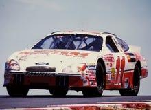 #11 Brett Bodine警报器的Ford Taurus 免版税库存照片