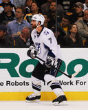 Brett Clark, Tampa Bay Lightning Royalty-vrije Stock Foto