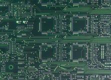 Brett der elektronischen Schaltung Lizenzfreies Stockfoto