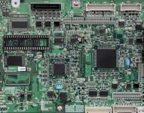 Brett der elektronischen Schaltung lizenzfreie stockfotos