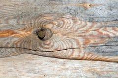 Brett des Holzes alt und gebrochen Die Oberfläche ist rau und ungleich Stockfotografie
