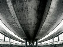 Brett einer Brücke Stockbild