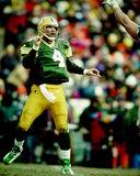 Brett Favre green bay packers Fotografia Royalty Free