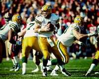 Brett Favre Green Bay Packers Imagenes de archivo