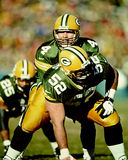 Brett Favre Green Bay Packers Stock Photography