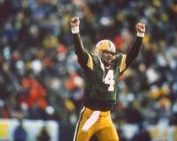 Brett Favre Green Bay Packers. Former Green Bay Packers QB Brett Favre. (Scanned from slide stock photos