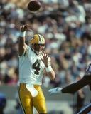 Brett Favre Green Bay Packers Stock Image