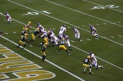 Brett Favre Returns Lambeau Field Packers Vikings