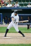 Brett Gardner der Scranton Yankees Lizenzfreies Stockbild