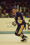 Brett Hull St. Superstar di Louis Blues Fotografie Stock