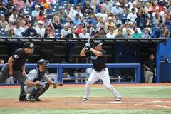 Brett Lawrie de Toronto Blue Jays Images stock