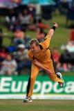 Brett Lee Australian Bowler Stockfoto