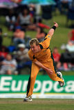 Brett Lee Australian Bowler Stock Photo