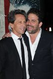 Brett Ratner,Brian Grazer Royalty Free Stock Photography