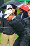 Brett Rumfort pro golfer Stock Images