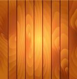 Bretterboden und Wand Lizenzfreies Stockfoto