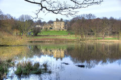 Bretton Hall, Yorkshire rzeźby park - Obrazy Stock