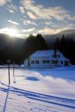 Bretton Woods, de New-Hampshire Imagem de Stock Royalty Free