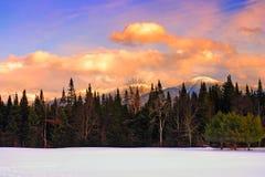 Bretton Woods, del New Hampshire fotografia stock
