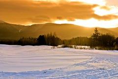 Bretton Woods, del New Hampshire Immagine Stock Libera da Diritti