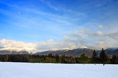 Bretton Woods, del New Hampshire fotografie stock