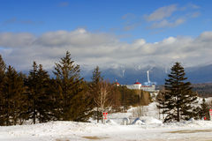 Bretton Woods, New Hampshire Royalty Free Stock Photo