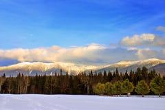 Bretton Woods, New Hampshire photo libre de droits
