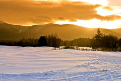Bretton Woods, New Hampshire Royalty Free Stock Image