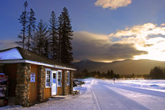 Bretton Woods, New Hampshire Royalty Free Stock Images