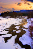 Bretton Woods, New Hampshire royalty free stock photography