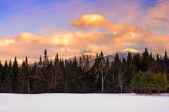 Free Bretton Woods, New Hampshire Stock Image - 9917051