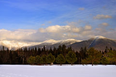 Bretton Woods, New Hampshire Stock Photo
