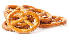 Bretzels Photographie stock
